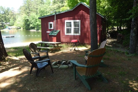 Beach: 2 Bedroom Waterfront Cottage