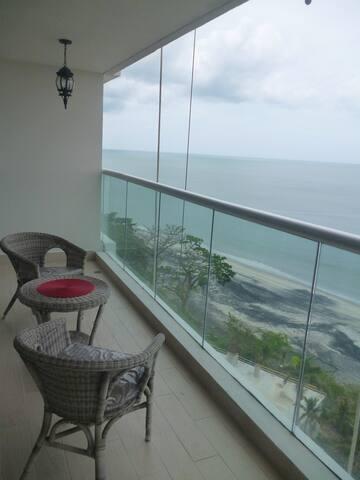 Balcón a la playa