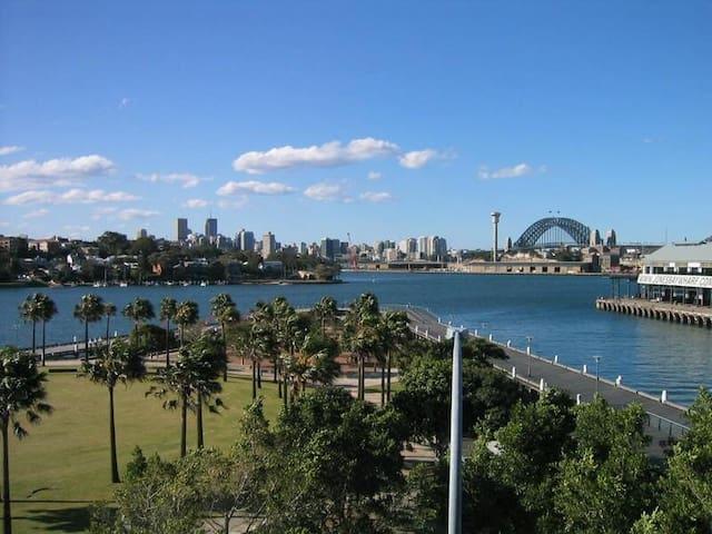 Water Front Exquisite Room - Sydney - Pyrmont - Departamento