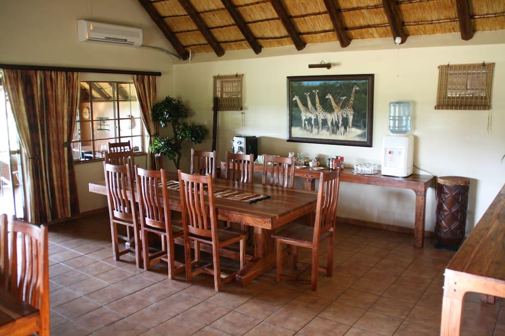 Inside Diningroom