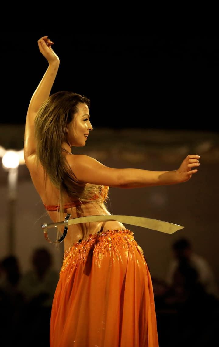 Entertainment @Belly Dance