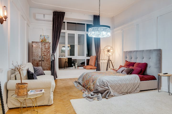 The Pearl of Moscow, Centric Luxury Apartment