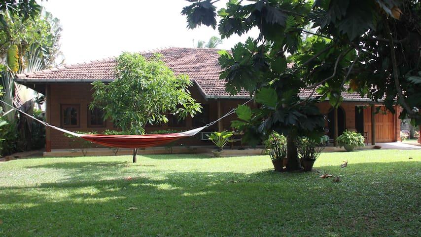 Cinnamon Bungalow, a treasure in a hidden garden
