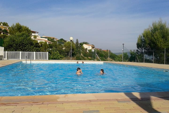 Mobile home résidence : castellet park