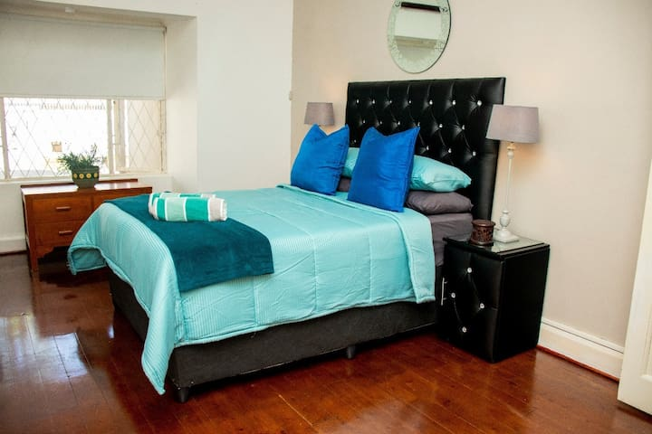Guesthouse situated in the heart of Musgrave