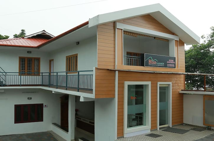STANDARD DOUBLE ROOM IN VAGAMON