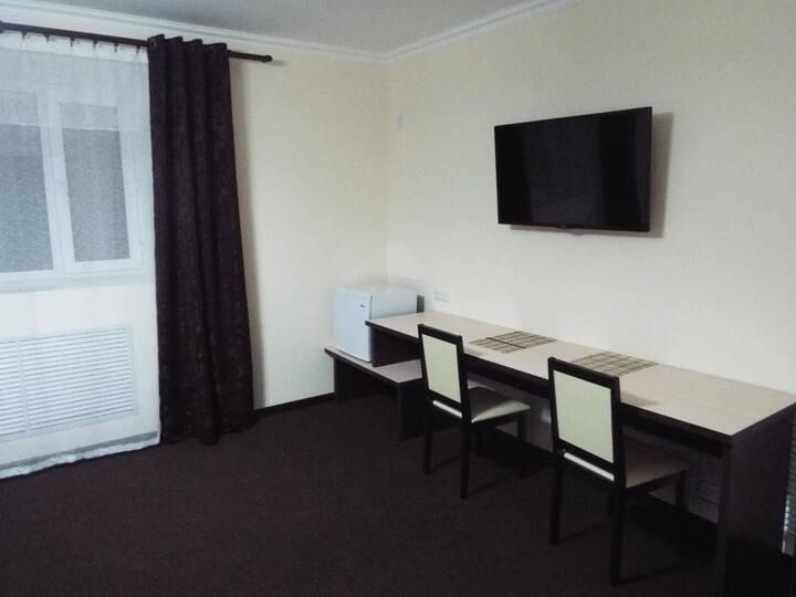 Двухместный комфортный номер в мини-отеле