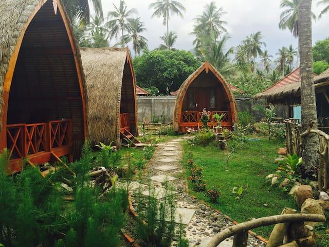 Mascott Inn Bungalows Lombok Style - Pujut - Bungalov