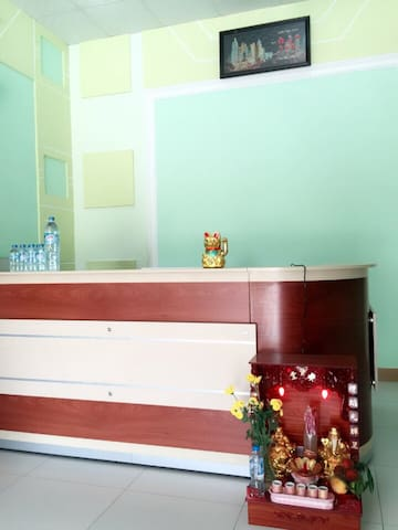 Private room for rent in New city Binh Duong