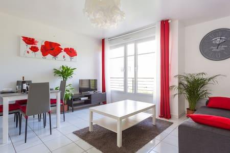 123home-Montévrain - Montévrain - Apartment