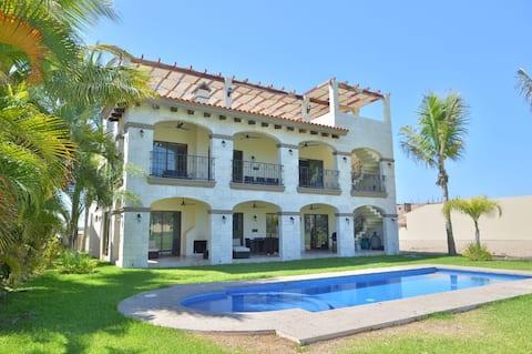 Mazatlán Villa with a View