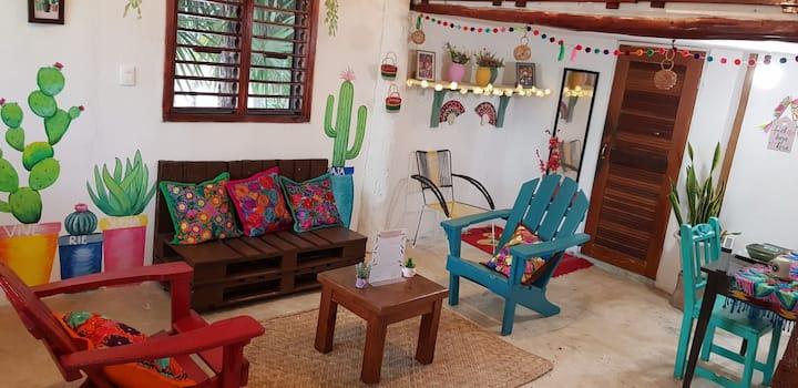 Cabaña Manatí Uno