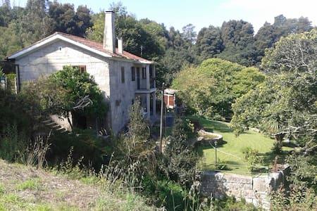 ´CASA RUSTICA ISABEL - Pontevedra - Hus