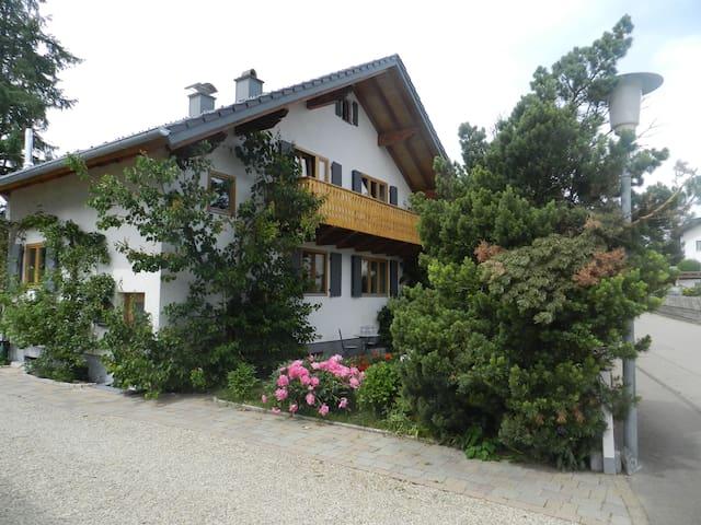 Ferienwohnung in Durach im Allgäu