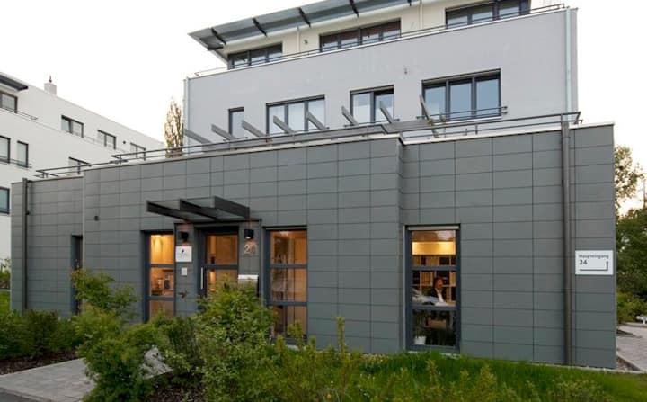 Schickes 2-Zi.-Appartement in Toplage (55 qm)