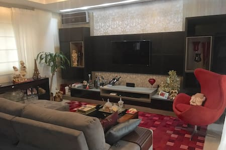 Specially furnished residence - Itapema