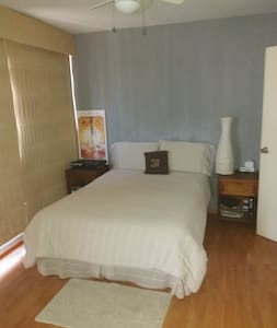 Confortable and private room for you - Mazatlán - Квартира