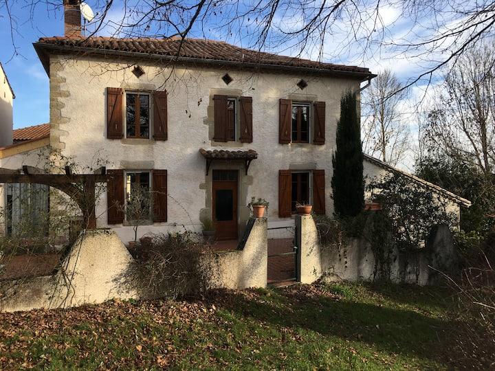 Maison de caractère dans Le Lauragais (Tarn)