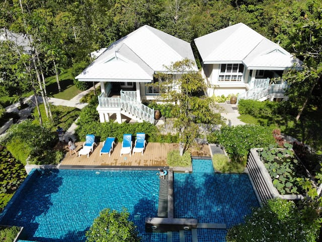 3mins from Ao Nang - Peaceful Villas by the forest