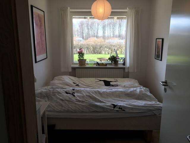 Bedroom doublebed