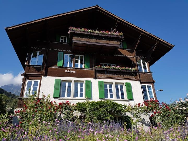 Ferienwohnung, Spiez, schönste Bucht, am Thunersee