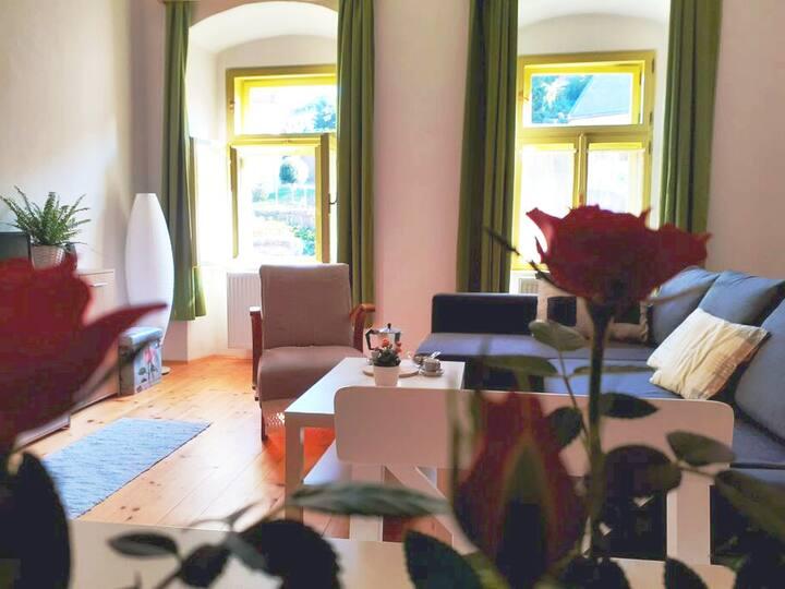 Slnečný apartmán