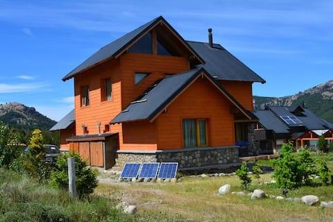 Casa de Montaña en Villa Lago Meliquina