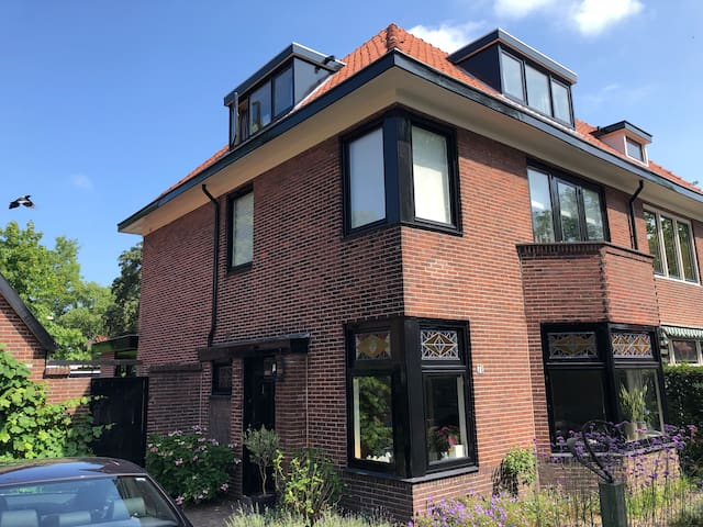 Amazing house near Amsterdam