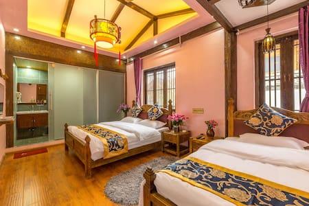 丽江古城-五一街-空调-品质家庭房--精品卫浴-旅游攻略