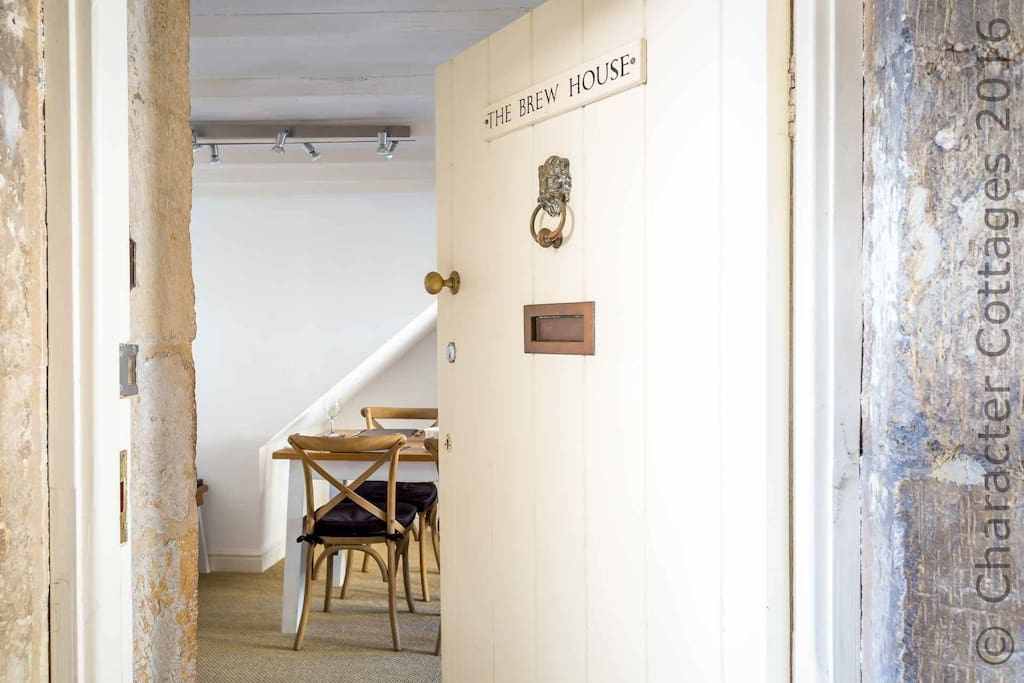 Welcome to The Brew House, in the heart of Chipping Campden