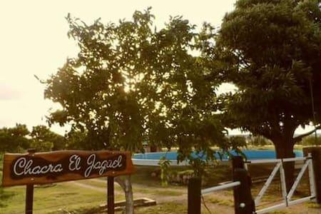 Hab. privada en Chacra El Jagüel - Casa de Campo - La Cumbre, Córdoba, AR - กระท่อม