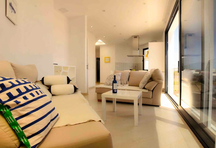 Casa Anclada A2, luxury in Arrieta - Arrieta - Apartament