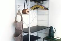 Room clothing rack