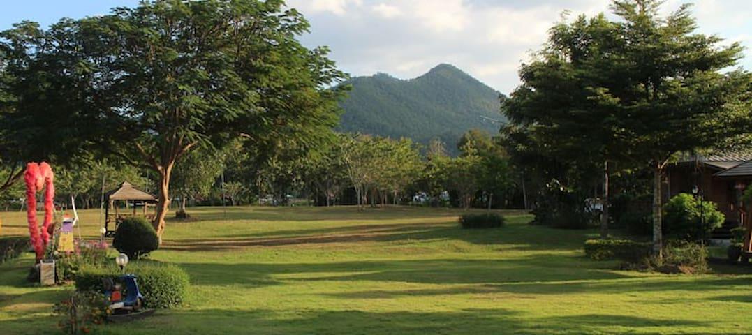 viewvillaresort - Tambon Chiang Klom - Hostel