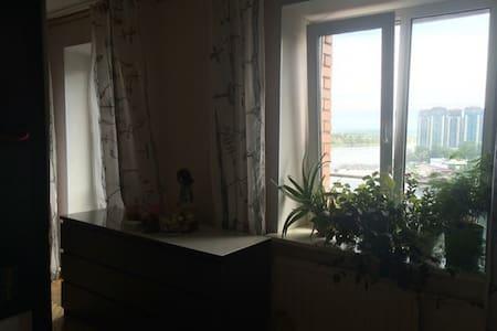 Комната с видом на Неву - Санкт-Петербург