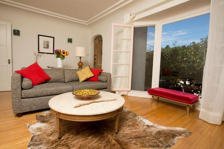 Casa Bon Vivant – Classic California Living