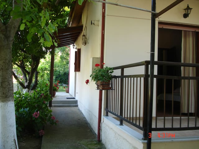 country house Platamon - Platamon - Apartment