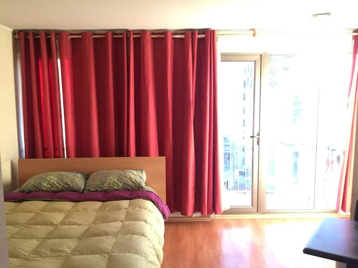 Complete apartment in Santiago Plaza Italia