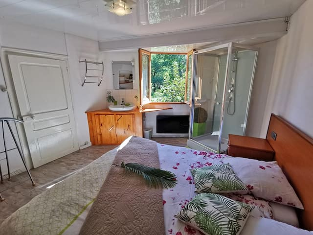 Ariège maison T3 à proximité des stations de ski