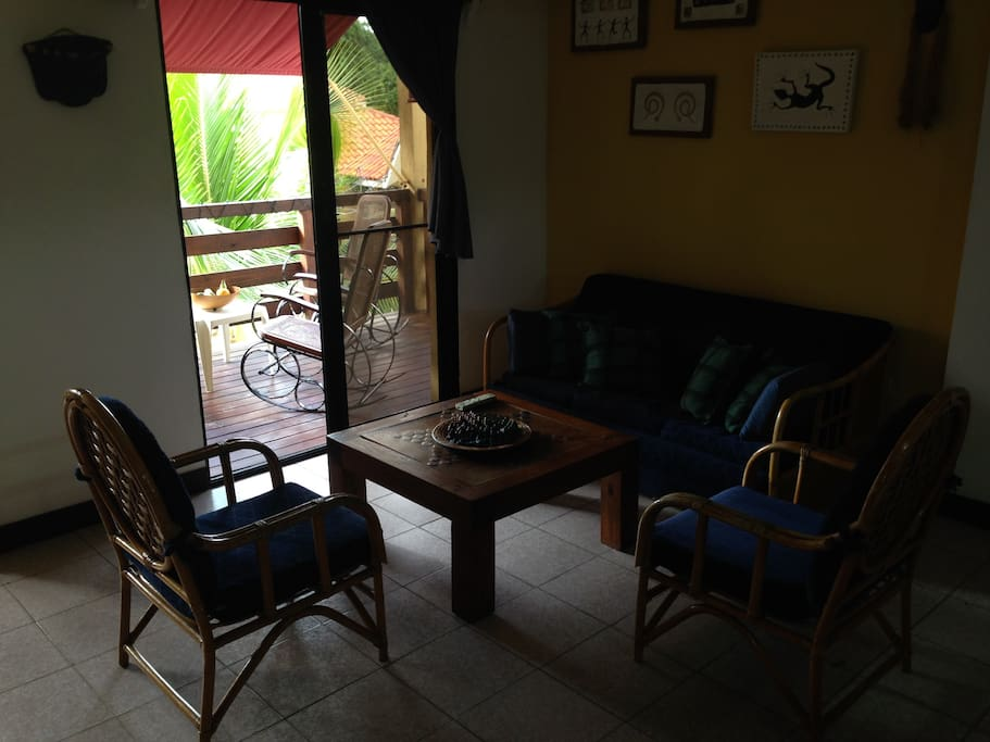 Apartamento con terraza playa wifi appartements for Terrazas juan dolio