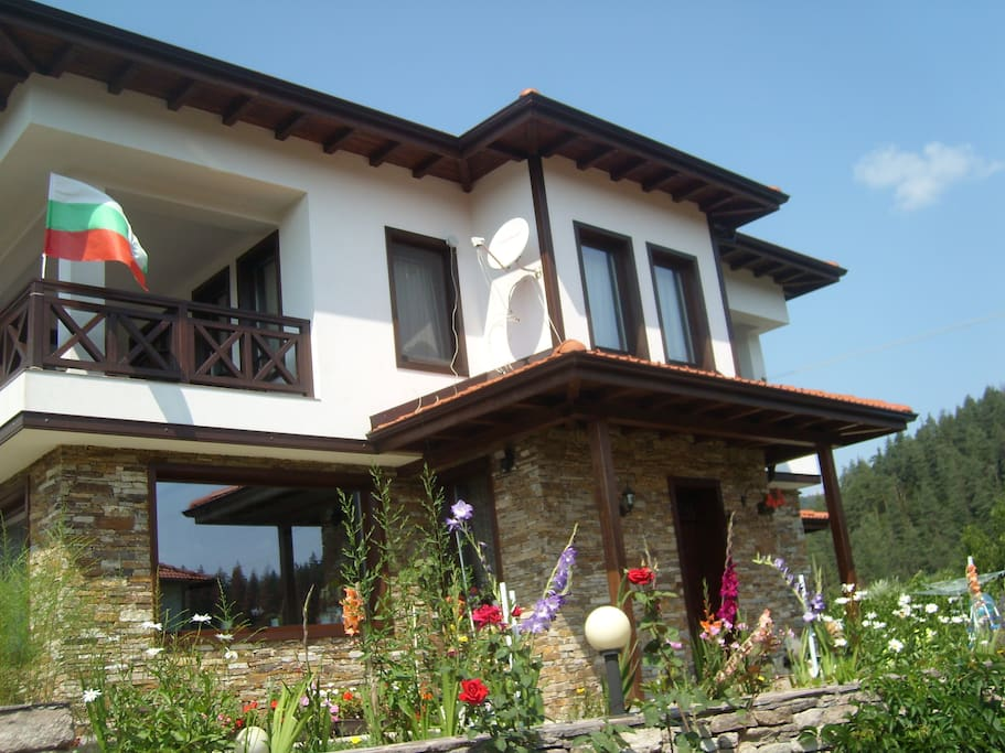 Guesthouse cozy case in affitto a smolyan smoljan for Case in affitto bg