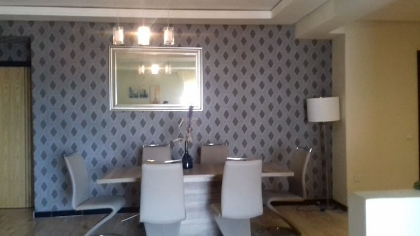 Chic and cosy appartement