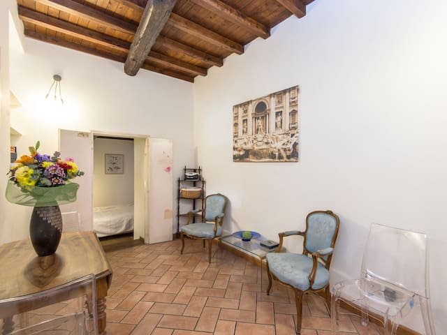 3-room apartment 55 m² Trastevere