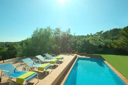 Beautiful rural villa close to Llafranc/beaches - Mont-ras - 別荘