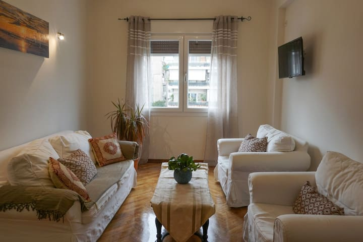 Afrodite's apartment (close to Athens city center)
