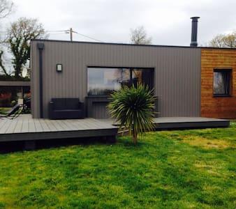 Maison en bois cocooning - Saint-André-des-Eaux