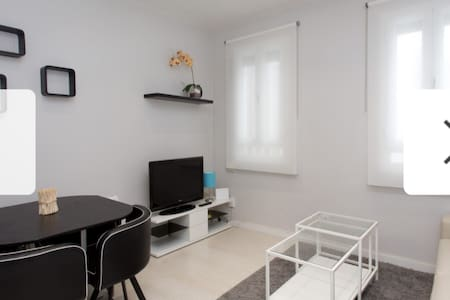 Quiet 2-bedroom apartment close to Atocha station - Madrid