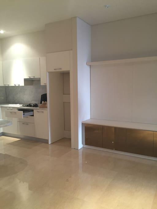 high end kitchen set
