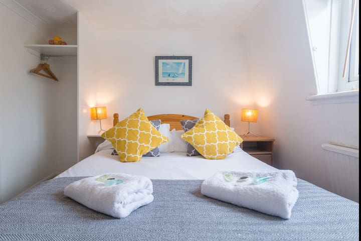 Cosy DBL Room 3 Minutes from the Beach