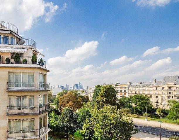 Elegant Two Bedroom Apartment in the 16th district
